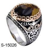 Fatory heiß, 925 silberne Nizza Modell-Mann-Ringe verkaufend