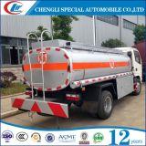 Petroleiro do combustível de Dongfeng 4X2 5000L