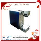 Markierungs-Maschine Metallblatt-/-rohr-Faser-bewegliche Laser-20W für Farben-und Schwarz-Markierung