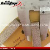 Bestop 3-Hole Het Concrete Malen Plate&#160 van de Vorm HTC; met 2 Segmenten van de Staaf