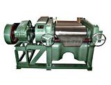 Un laminatoio dei due rulli, un laminatoio dei tre rulli per produzione di gomma