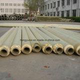 ガラス繊維ポリウレタン熱絶縁体の管か管