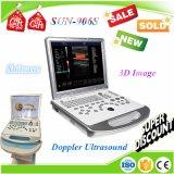 Utilisation animale de machine d'ultrason d'utilisation de vétérinaire de Doppler de couleur de l'ordinateur portatif 2D/3D/équipement médical grand d'ultrason des prix