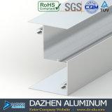 Profil en aluminium de porte de guichet du Nigéria de vente directe d'usine