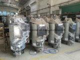 Gas u. Schmieröl u. Doppelkraftstoff-Vertrags-Dampf-Generator