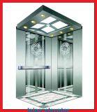 Stipite stretto di modello dell'acciaio inossidabile 304 della linea sottile per l'ascensore per persone
