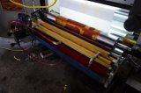 Hoge snelheid 4 Machine van de Druk van Kleuren Flexographic voor het Broodje van het Document (yt-NX)