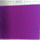 Le cuir synthétique de Kpu pour l'espadrille Runing chausse Vamp (HS-K017)