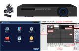4-Kanal H.264 Standalone Ahd Hybrid CCTV-Netzwerk-DVR (KH-7104)