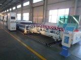 Máquina de estaca do vidro de flutuador do CNC para a linha de produção de vidro de isolamento