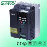 Sanyu 2017 새로운 지적인 벡터 제어는 Sy7000-015g-4 VFD를 몬다