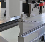 Hydraulische faltende Maschine der Stahlplatten-Wc67y-100X2500