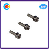 Fermeture / Raccords Acier inoxydable Multicolore Cross / Phillips Pan Head Screws with Gasket / Washer