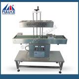 Verzegelende Machine van de Inductie van de Aluminiumfolie van Fuluke de Automatische (de Verzegelaar van de Zelfinductie met Transportband