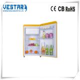 Покрашенный одиночный холодильник двери с энергией a++