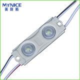 Módulo SMD5050 0.48W IP66 de la UL LED de RoHS del Ce para el módulo de la cartelera de la carta de canal del rectángulo ligero