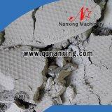 セメントの汚水処理のろ過装置