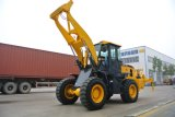 Тяжелый затяжелитель переднего колеса строительного оборудования 3-3.6ton (ZL30) с потрошителем