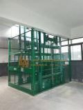 Stationärer hydraulischer Führungsleiste-Ladung-Aufzug (SJD0.5-4D-2)