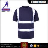 T-shirt r3fléchissant de sûreté pour la sûreté de travail