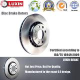 Rotores do freio de disco do conjunto de freio dos auto acessórios