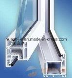 De Vensters van de Fabriek UPVC van China met Materiaal het Van uitstekende kwaliteit van het Profiel van pvc