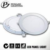 luz de painel branca do diodo emissor de luz 18W para o corredor com o CE (redondo)
