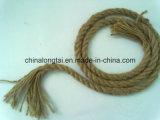 高い粘着性10mmの麻ロープ(LT)