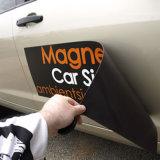 Изготовленный на заказ магниты двери автомобиля, персонализированный стикер автомобиля магнитный