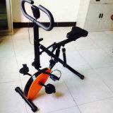 乗馬の練習の本体のクランチ機械