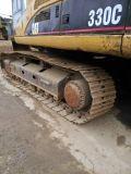 Excavatrice utilisée 330c (excavatrice de chenille de tracteur à chenilles de chat 330c)