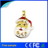 Vara feita sob encomenda 8GB do USB da colar da jóia do presente do Natal de China Manufacter (JT116)