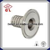 Raccord de durites d'ajustage de précision de pipe sanitaire d'acier inoxydable
