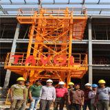 5010 máquinas do canteiro de obras do fabricante do guindaste de torre 5ton