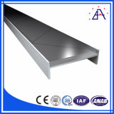 Profil de polissage personnalisé d'aluminium de triangle de balai