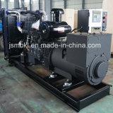 Centrale électrique Shangchai Moteur diesel 300kw / 375kVA Type d'énergie électrique à ouverture ouverte