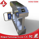 Porta automática quente do tripé da barreira do aço inoxidável RFID da venda
