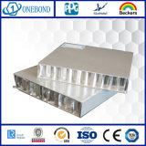 Material de construção de alumínio do edifício do painel do favo de mel