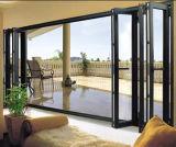 طاقة مزدوجة [لوو-] زجاجيّة - توفير ألومنيوم [فولدينغ دوور] صاحب مصنع