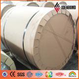 Bobine en aluminium d'enduit de la qualité PVDF avec un meilleur prix