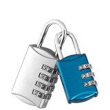 De kleurrijke MiniHangsloten van de Combinatie Resetable voor Privacy