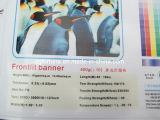 Самое лучшее знамя гибкого трубопровода Matt Frontlit 440g рекламируя материала цены