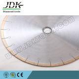 El diamante del gancho de leva de pescados del JDK vio la lámina para el corte de la baldosa cerámica