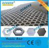 Pavé creux hexagonal de moulage en plastique Greening concret