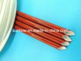 fibre de verre résistante de la température élevée 7kv gainant pour des moteurs