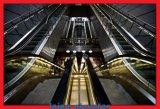 Bewegliche Bürgersteig-Passagier-Rolltreppe