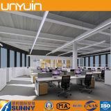 Pavimentazione durevole e duratura del vinile del PVC dell'annuncio pubblicitario per l'edificio per uffici