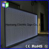 LEDのSignboardを広告するための屋外アルミニウムプロフィール大きいフレームのライトボックス