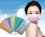 Masque d'usine Masque facial non-tissé jetable 3ply