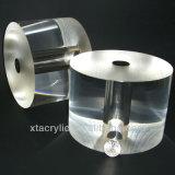 明確なアクリルの管か鋳造物の明確なアクリルの管または鋳造物のアクリルの管